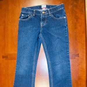 Sz 10 girls Children's Place jeans in great shape!